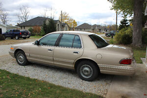 1997 Mercury Grand Marquis GS Sedan