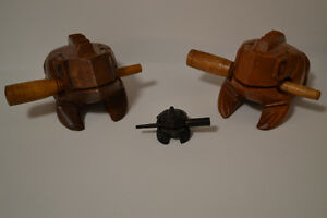 wooden items form Thailand ( Buddha ) Belleville Belleville Area image 10