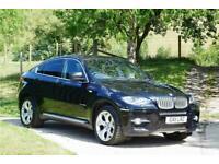 2011 BMW X6 Xdrive 40D Auto Coupe Diesel Automatic