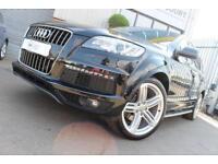 2013 13 AUDI Q7 3.0 TDI QUATTRO S LINE PLUS 5D AUTO 245 BHP DIESEL