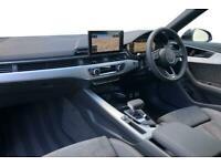2021 Audi A4 Avant S line 35 TDI 163 PS S tronic Auto Estate Diesel Automatic