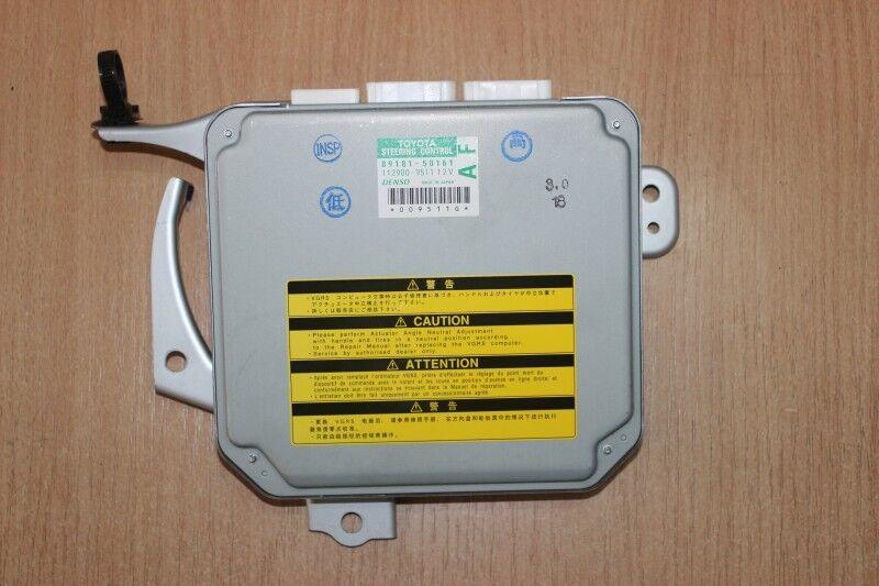 2007 LEXUS LS 460 / STEERING CONTROL MODULE 89181-50161
