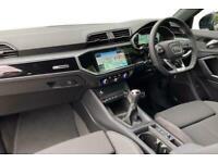 2021 Audi Q3 Black Edition 35 TFSI 150 PS 6-speed Estate Petrol Manual