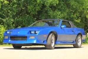 Rare 1991 Camaro RS Convertible