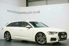 image for 2021 Audi A6 Avant 40 TDI S LINE-DELIVERY MILES-BIG SAVING ON LIST PRICE-AVAILAB
