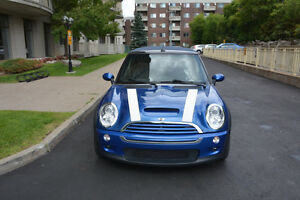 2005 MINI Mini Cooper S Leather Convertible