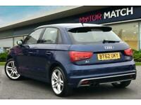 2013 Audi A1 S LINE TFSI Hatchback Petrol Manual