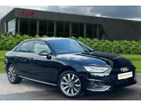2021 Audi A4 Sport Edition 35 TDI 163 PS S tronic Auto Saloon Diesel Automatic