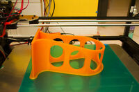 3d printing service large prints capable