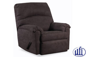 Recliner on clearance!