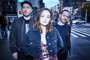 2 Chvrches tickets - Vancouver Friday Sept 28