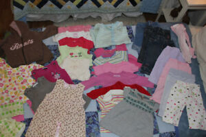 baby girls lot (6-12 months)
