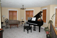 Piano Lessons Airdrie