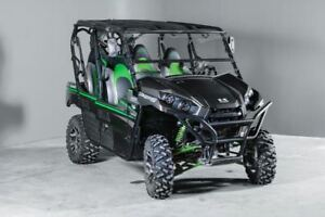 Kawasaki Teryx Full Tilting UTV Windshield-2016, 2017 and 2018 2/4 Seater.
