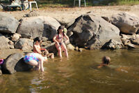 Labour Day wknd free! Family cottage rental 1st wk of Sept.