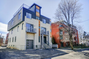 Executive 4 Bed 3 Bath Unit in The Heart of the City- 36 Ontari