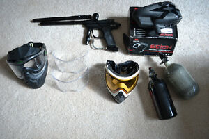 Gear Bag Sell Off, Marker, Tanks, Hopper,masks,vest , Will Ship