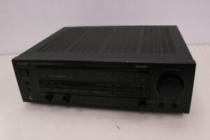 (SE) (67154) (audio) Kenwood receiver