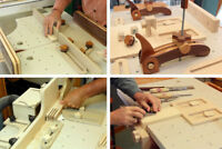Woodworking Classes Online and Free Woodworking Tips and Tricks