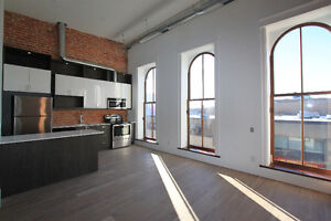Executive Loft Fully Furnished - Available May 1st