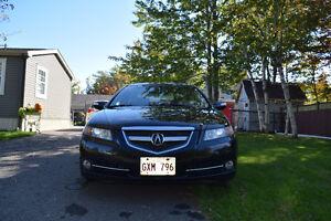 2008 Acura TL Familiale