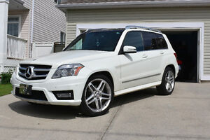 2011 Mercedes-Benz GLK 350 AMG Style Package