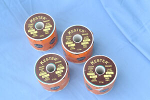 Kester 44 Flux-Cored Solder Wire