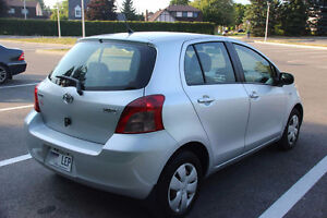 07 Toyota Yaris LE Hatchback(EXCELLENT Condition CERTIFIED MILEG