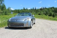 2004 Nissan 350Z roadster Convertible