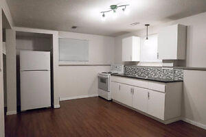 Bright downtown basement suite $1050 - Avail. May 1st
