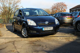 2009 Toyota Verso 1.8 VVT-i T2 7 SEATER, ALLOY WHEELS, CLIMATE CONTROL