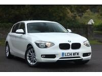 2014 BMW 1 SERIES 116D EFFICIENTDYNAMICS HATCHBACK DIESEL