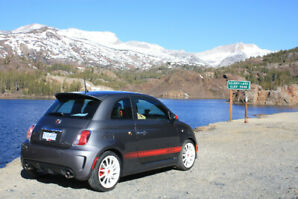 2012 Fiat Other Abarth Coupe (2 door)