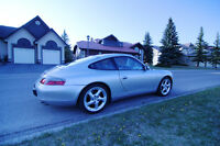 2000 Porsche 911 6 speed PSM