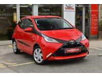 2014 Toyota AYGO Hatchback Petrol Manual