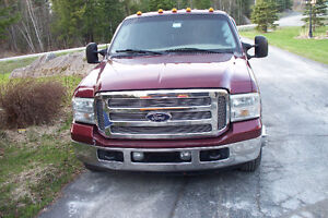 2006 Ford F-350 Camionnette Lariat