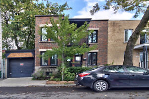 Duplex à vendre avec garage Rosemont / Petite-Patrie