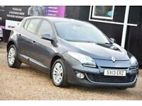 2013 Renault Megane 1.5 DYNAMIQUE TOMTOM DCI 5d 110 BHP + FREE DELIVERY + FREE 3