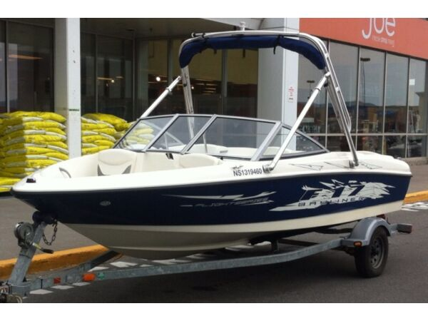 2008 Bayliner 175 Flight Series