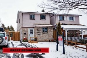 Terrific 3 Bdrm Home Finished Top To Bottom *OSHAWA*