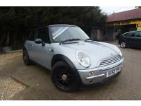 MINI HATCH 1.6 COOPER, Silver, Manual, Petrol, 2002