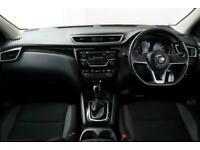 2017 Nissan Qashqai 1.2 DiG-T Acenta [Smart Vision Pack] 5dr Xtronic Auto SUV Pe