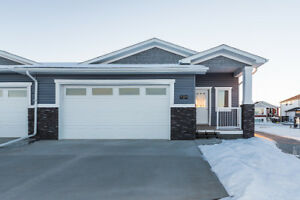 Bungalow Condo in West Lethbridge: Brand New & Move-In Ready