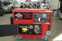 HDD7000 E HD DIESEL POWERED CONTRACTORS GENERATOR