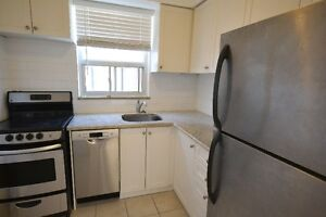 Updated One Bedroom Bayview south of Davisville