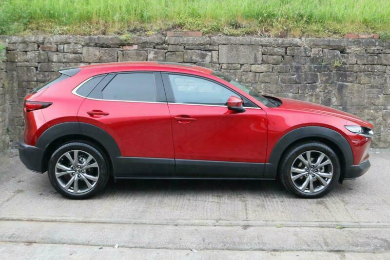 2020 Mazda CX-30 2.0 Skyactiv-X MHEV GT Sport 5dr Hatchback Petrol Manual