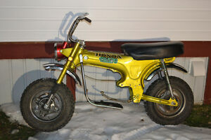 1970 Honda CT70 trail 70 rolling chassis