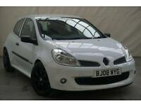 2008 08 RENAULT CLIO 2.0 RENAULTSPORT 197 CUP VVT 3D 195 BHP - SERVICE HISTORY