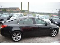 Vauxhall Insignia 2.0CDTi 16v SRI 5 DOOR HATCH BLACK 2011 MODEL +BEAUTIFUL+