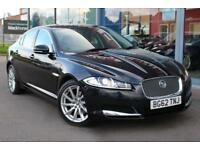 2012 JAGUAR XF 3.0d V6 Luxury Auto NAV, B TOOTH, LEATHER and 18andquot; ALLOYS